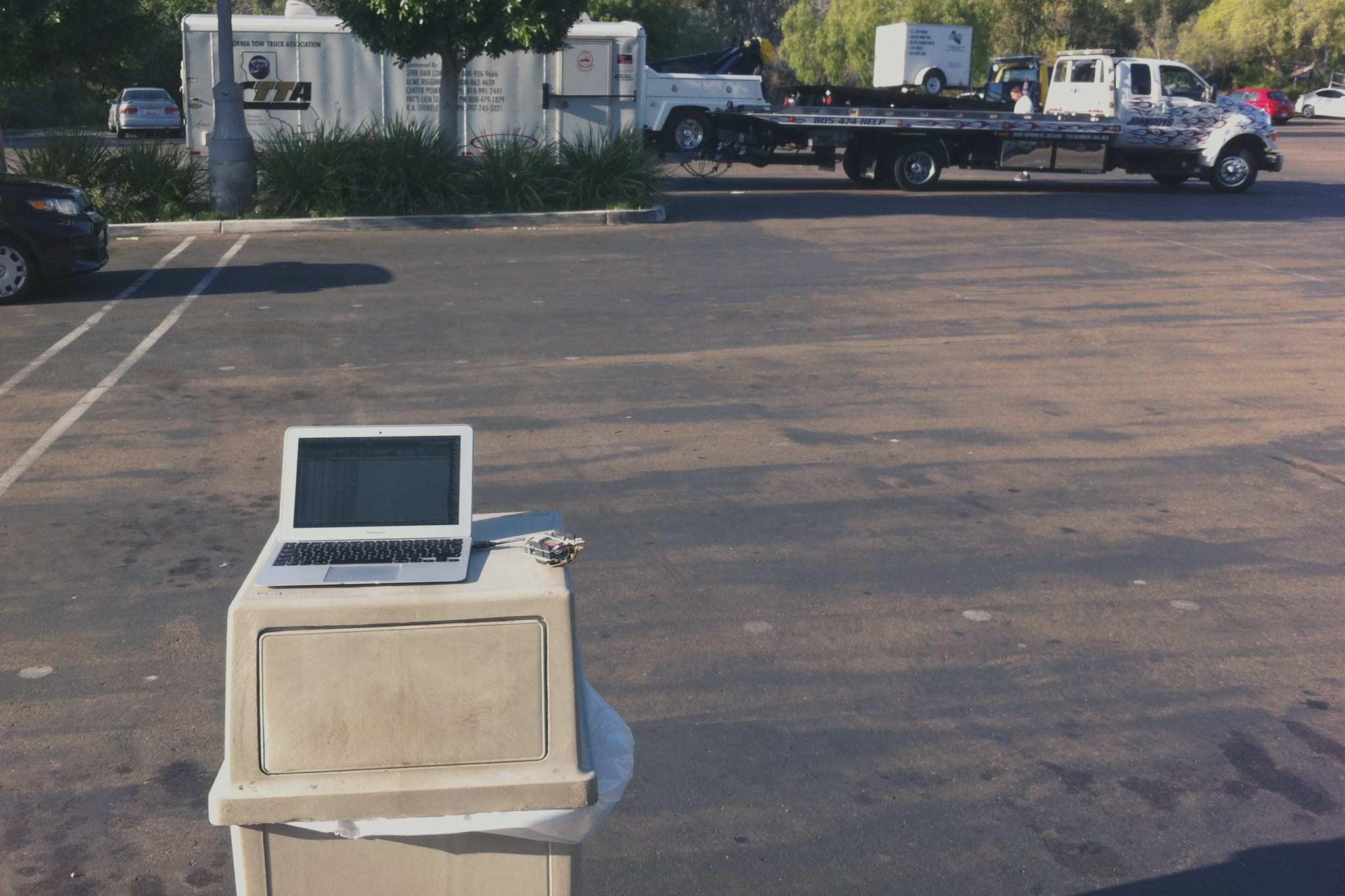 Air Sensing, Pollution Tracking and DIY Testing at 4S